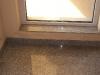 Теч при стълбището на ет. 6 - близък план 1