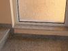 Теч при стълбището на ет. 6 - близък план 2
