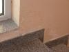 Теч при стълбището на ет. 7 - близък план 2